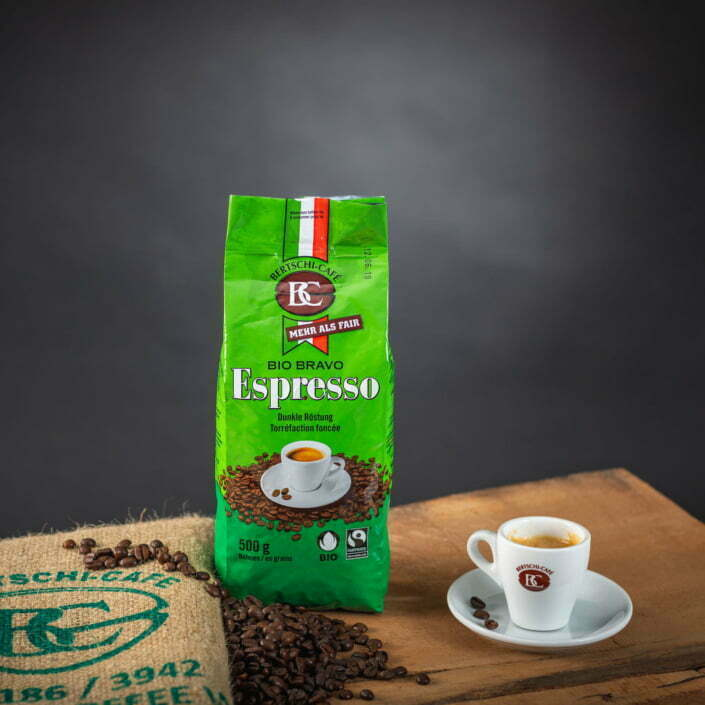 Bio Bravo Knospen Espresso