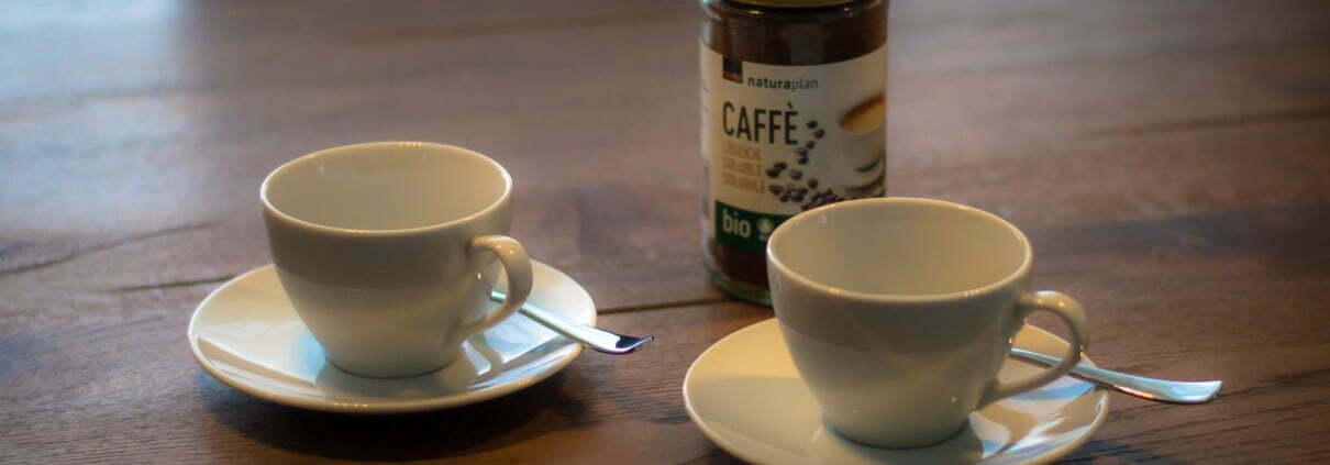 Coop Naturaplan Instant Kaffee im Geschmackstest
