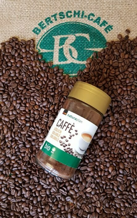 Naturaplan Instant-Kaffee