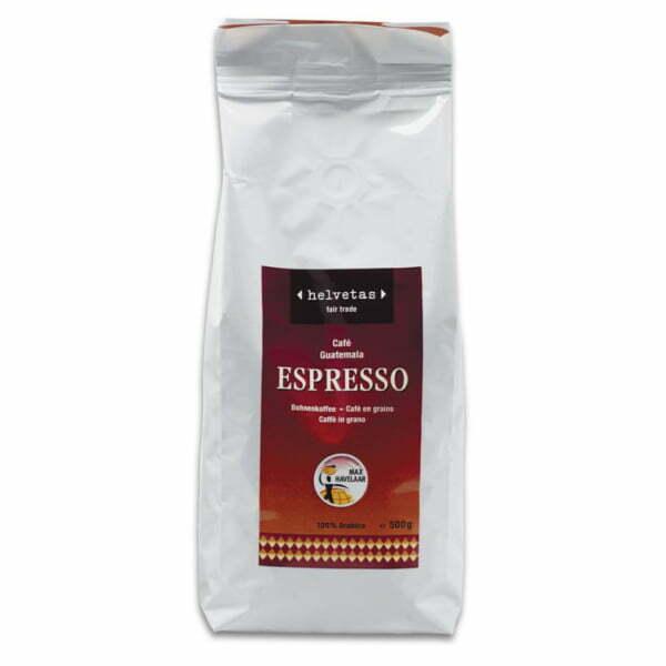 Helvetas Espresso