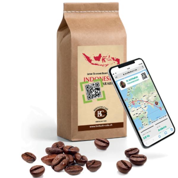 Kaffee-QR-Code