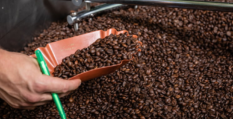 Wie geht ein Kaffeeröster vor